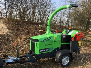 GreenMech Arborist 150p Holzhäcksler